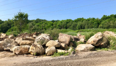 We have a wide variety of boulders to choose from!